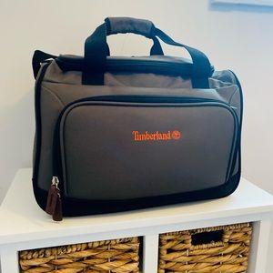 Timberland duffel bag green gym crossbody bag
